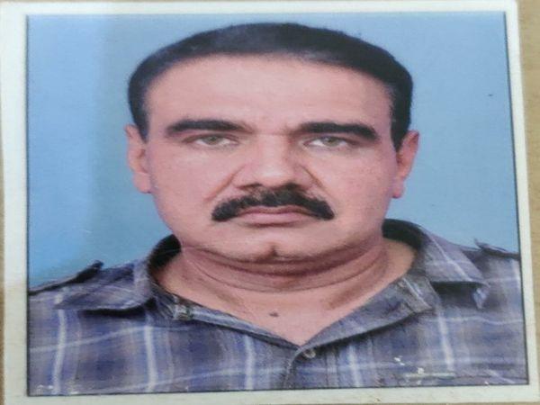 लापता पुलिसकर्मी संजय दहिया। - Dainik Bhaskar