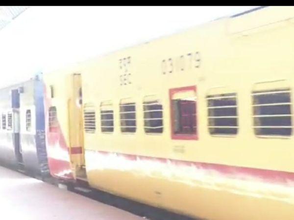 Chhindwara-Nagpur passenger will not run from today, railway administration issued letter, train will remain closed till further orders | आज से नहीं दौड़ेगी छिंदवाड़ा-नागपुर पैसेंजर, रेलवे प्रशासन ने जारी किया पत्र, आगामी आदेश तक बंद रहेगी ट्रेन