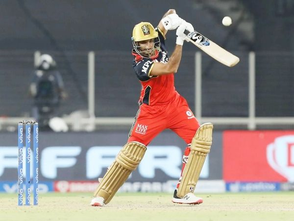 Finally Harshal Patel scored 31 runs off 13 balls.  He hit 2 sixes.