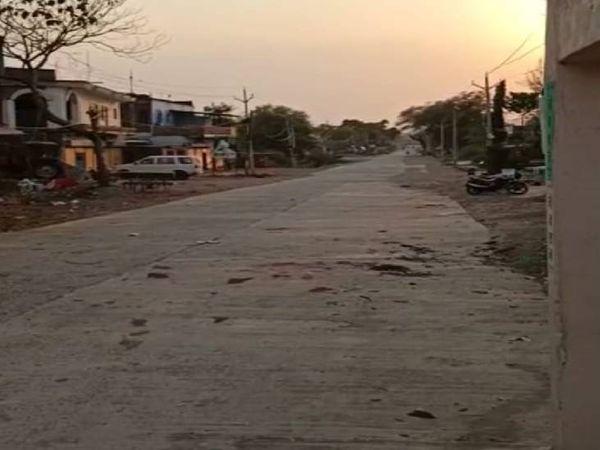 जबलपुर के बेलखेड़ा गांव को कंटेनमेंट जोन घोषित किया गया है।