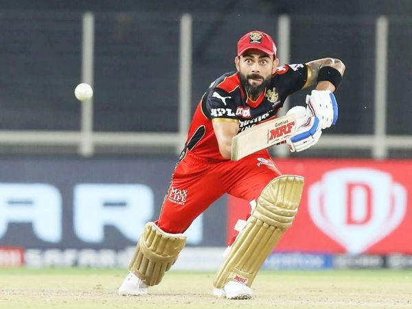 Bengaluru captain Virat Kohli scored the highest 35 off 34 balls.