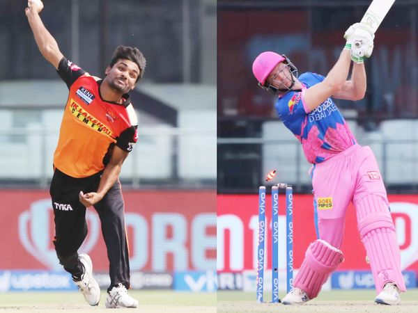 संदीप ने बटलर को क्लीन बोल्ड किया। पर तब तक काफी देर हो चुकी थी। राजस्थान ने 200+ रन बना लिए थे।