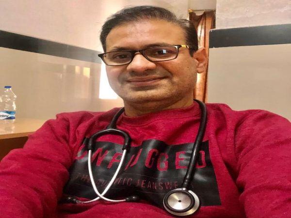 स्त्री रोग विशेषज्ञ डॉ. विवेक ने अपने टीम के साथ इस कार्य को करने में सफलता हासिल की।