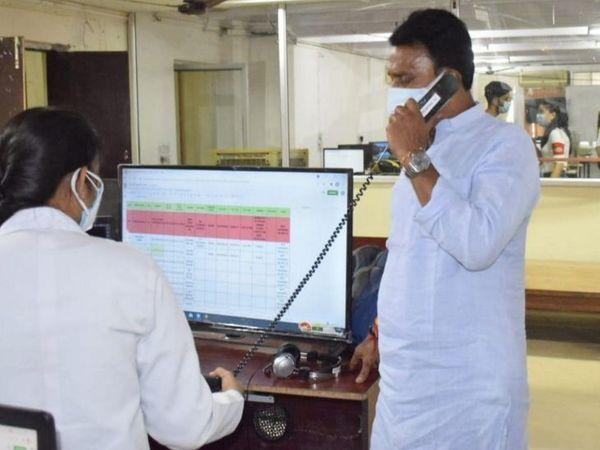 जल संसाधन मंत्री तुलसी सिलावट ने CM शिवराज के समक्ष मांग रखी थी। - Dainik Bhaskar