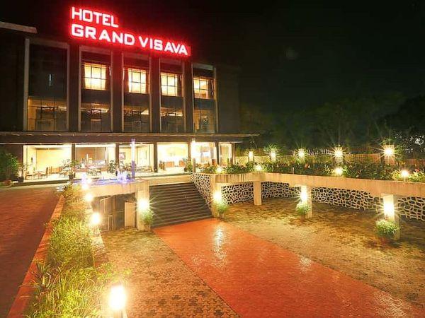 इसी होटल में हुआ था शादी समारोह का आयोजन।