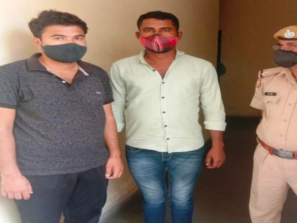 श्याम नगर थाना पुलिस ने दोनों सटोरियों को गिरफ्तार किया - Dainik Bhaskar
