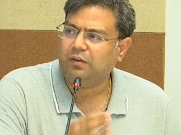 विधायक दानिश अबरार। - Dainik Bhaskar