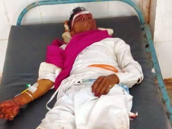 दूल्हे को भी अस्पताल में भर्ती कराया गया है। - Dainik Bhaskar