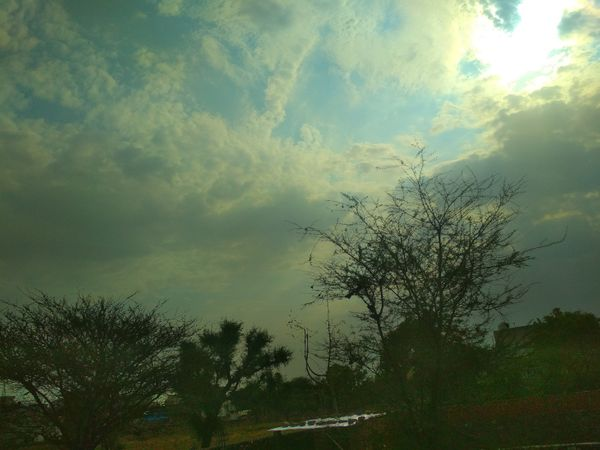 सुहावना हो रहा सीकर का मौसम - Dainik Bhaskar