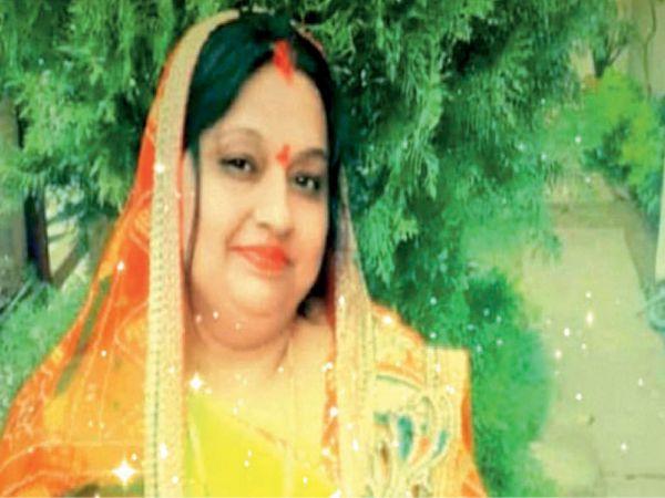सास, जेठ और पति की काेराेना से माैत के कारण छाेटी बहू ने लगा ली थी फांसी। (रितु गर्ग) - Dainik Bhaskar