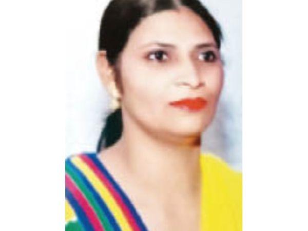 निशा आर्य - Dainik Bhaskar