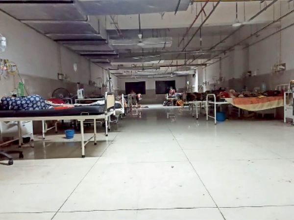 रविवार को 934 लोगों ने की रिकवरी, जिले में 2854 जांच में 825 नए संक्रमित मिले, 24 घंटे में 16 ने गंवाई जान - Dainik Bhaskar