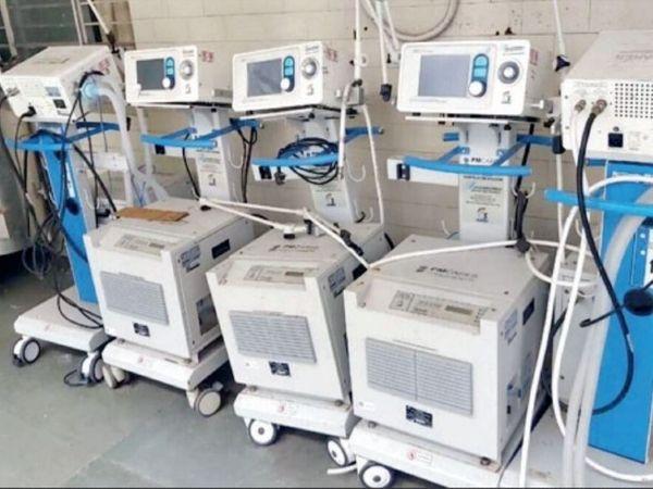 कोरोना संक्रमण को देखते हुए अभी 2000 अतिरिक्त बेड की जरूरत - Dainik Bhaskar