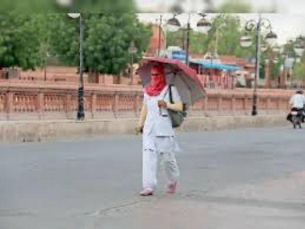 6 मई को महीन बूंदाबांदी के आसार हैं। जबकि 7 मई को पूरा दिन काले बादल छाएंगे और बारिश संभव है। - Dainik Bhaskar