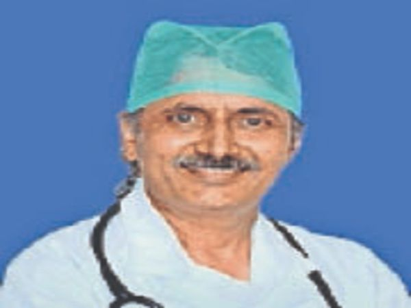 डॉ. अजीत बना हृदय रोग विशेषज्ञ, चेयरमैन कॉर्डियक साइंस, इटरनल हार्ट हॉस्पिटल जयपुर। - Dainik Bhaskar