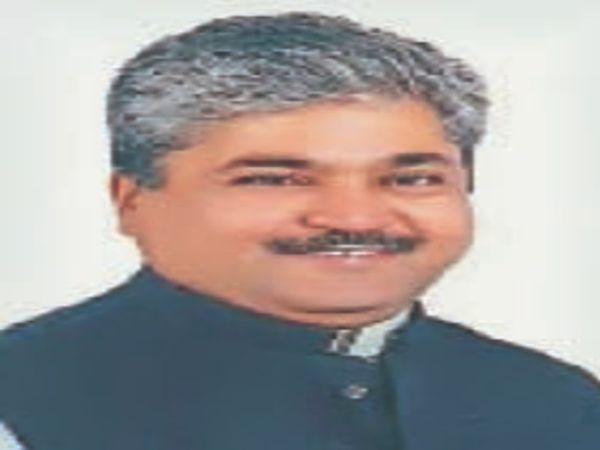 राष्ट्रीय भाजपा सचिव एवं प्रदेश भाजपा प्रभारी दुष्यंत गौतम विशेष रूप से जुड़े। - Dainik Bhaskar