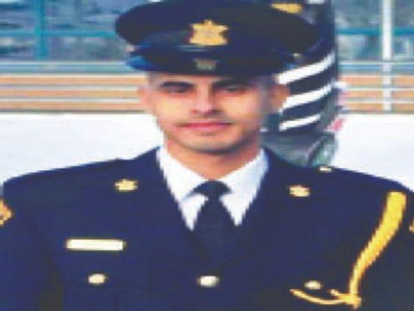 रविवार को बिक्रम के घर हत्या की सूचना मिली। - Dainik Bhaskar