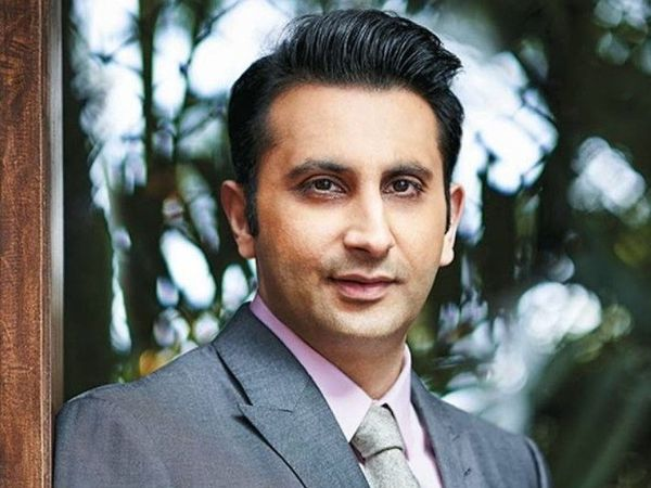 Adar Poonawala is in London these days.  After an interview there, a dispute arose in the country.  - Dainik Bhaskar