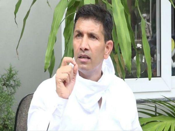 पूर्व मंत्री पटवारी ने सरकार पर जमकर निशाना साधा, कहा- विपक्ष से आज तक सुझाव नहीं लिए। - Dainik Bhaskar