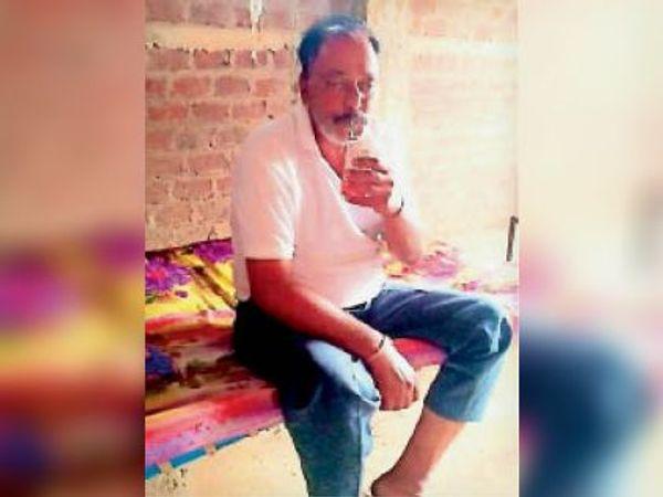 स्वस्थ्य हो गए बद्री कोटवाल। - Dainik Bhaskar