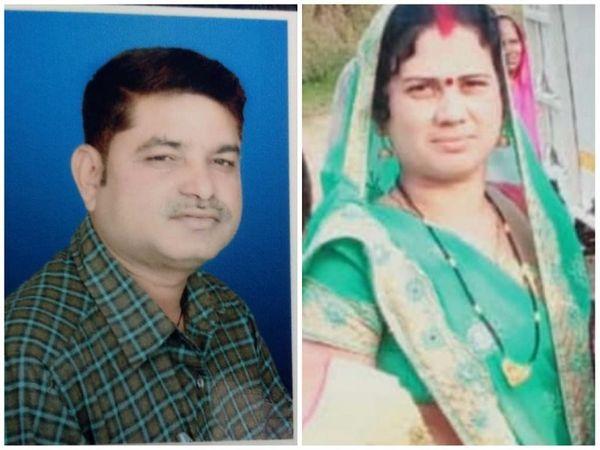 जिस प्रेमी के कोरोना संक्रमित होने पर महिला ने 3 दिन पहले खुदकुशी की थी, उसने भी मंगलवार तड़के इलाज के दौरान दम तोड़ दिया। दोनों का एक ही श्मशान घाट पर अंतिम संस्कार हुआ। - Dainik Bhaskar