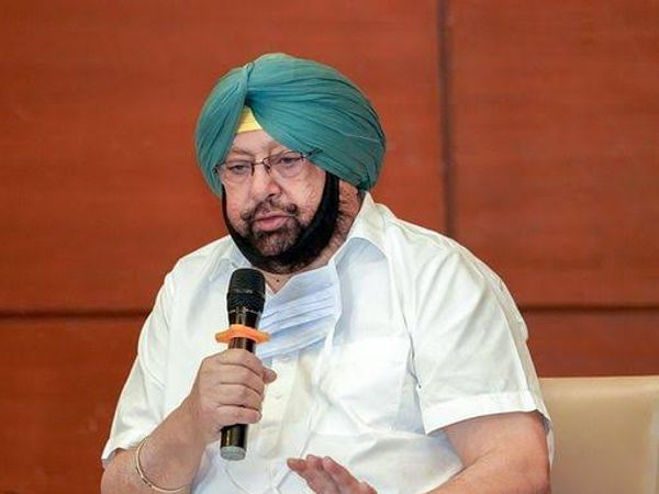CM कैप्टन अमरिंदर सिंह की अगुवाई वाली पंजाब सरकार धीरे-धीरे सख्तियां बढ़ा रही है। - Dainik Bhaskar