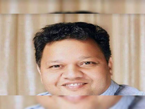 कांग्रेस विधायक नीरज शर्मा - Dainik Bhaskar