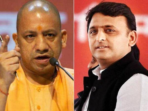 पंचायत चुनाव से पहले योगी सरकार का विकास को लेकर पूर्वांचल पर सबसे अधिक फोकस रहा है। लेकिन BJP पिछड़ती नजर आ रही है।- फाइल फोटो - Dainik Bhaskar