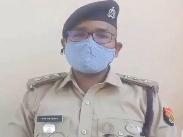 PPS मनीष सोनकर की तैनाती वर्तमान में झांसी में CO सदर के पद पर है। - Dainik Bhaskar