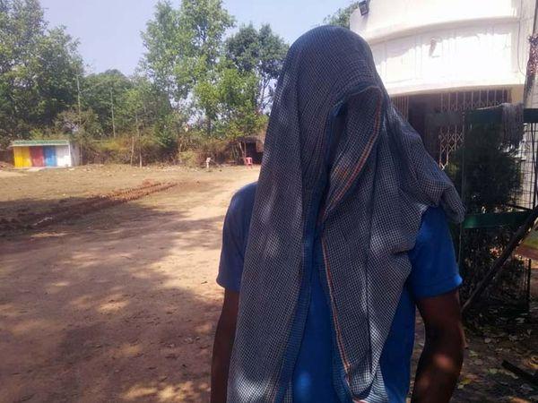 हत्या करने के आरोपी अजित मिंज को  पुलिस ने गिरफ्तार कर जेल भेज दिया। - Dainik Bhaskar