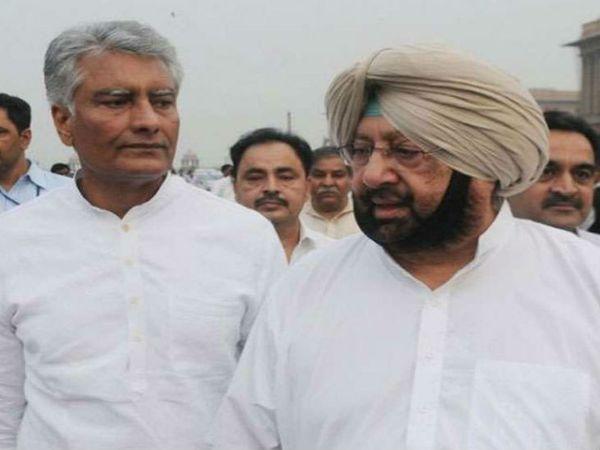 चंडीगढ़ स्थित प्रादेशिक कार्यालय में स्थापित इस सेंटर की शुरुआत पार्टी के प्रदेश अध्यक्ष सुनील जाखड़ व स्वास्थ्य एवं परिवार कल्याण मंत्री बलबीर सिंह सिद्धू ने की। - Dainik Bhaskar