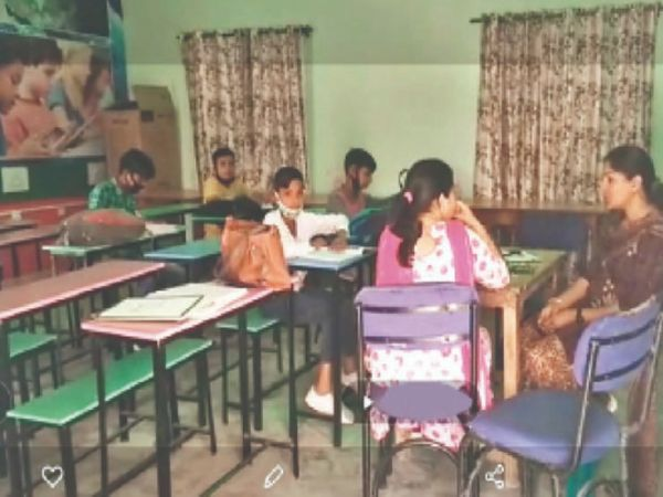 जिले में 1925 एक्टिव केस हैं। आज जिले में 201 ठीक हुए। - Dainik Bhaskar