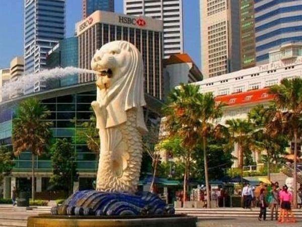 सिंगापुर ने कोविड पर काबू पाने के लिए तेजी और कड़ाई के साथ टीकाकरण अभियान चलाया । - Dainik Bhaskar