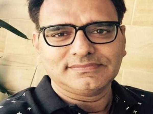 विवेक श्रोत्रिय नोडल अधिकारी - Dainik Bhaskar