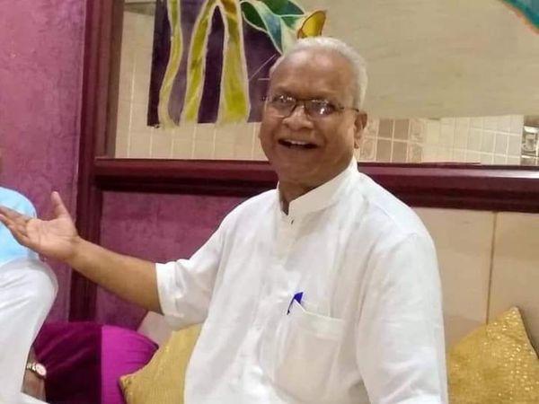 मध्यभारत के प्रांत प्रचारक प्रमुख डॉ. राजकुमार जैन। - Dainik Bhaskar