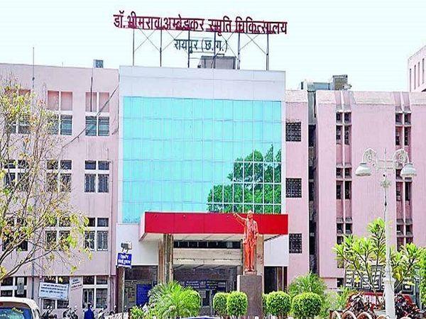 रायपुर मेडिकल कॉलेज में वर्चुअल OPD की तैयारी पूरी कर ली गई। यह अस्पताल कोरोना के इलाज का भी सबसे बड़ा केंद्र है।