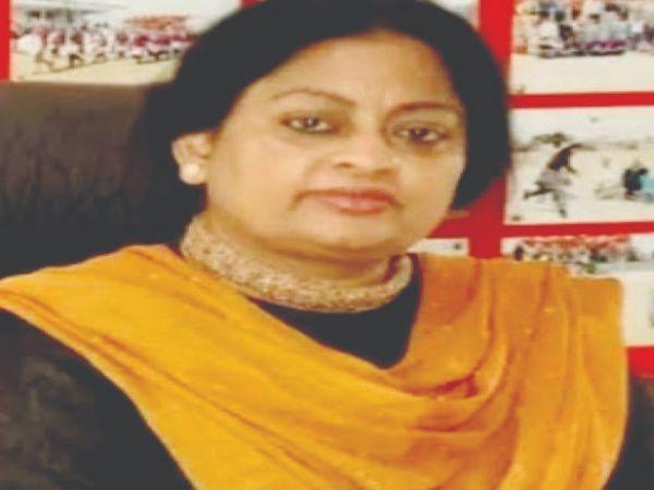 नवदीप कौर, प्रिंसिपल, गवर्नमेंट स्कूल मल्टीपर्पज - Dainik Bhaskar