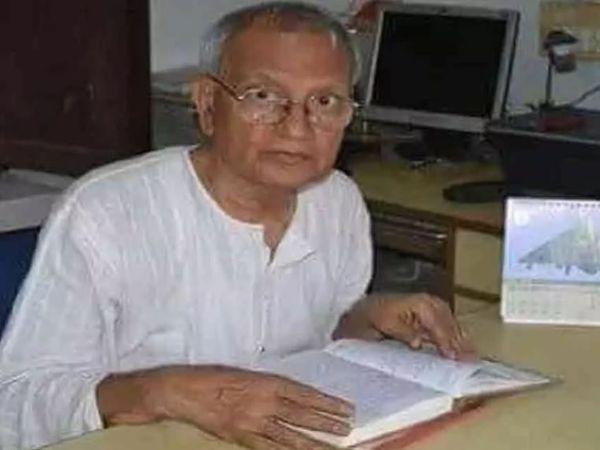 जन्म- 29.7.1943 , मृत्यु- 3.5.2021 - Dainik Bhaskar