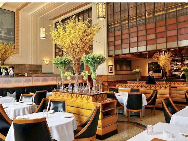 इलेवन मैडिसन पार्क रेस्तरां दुनिया के 50 बेस्ट रेस्तरां में से एक है। - Dainik Bhaskar