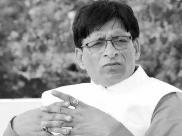 भाजपा के प्रदेश सह संगठन मंत्री भवानी सिंह।-फाइल - Dainik Bhaskar