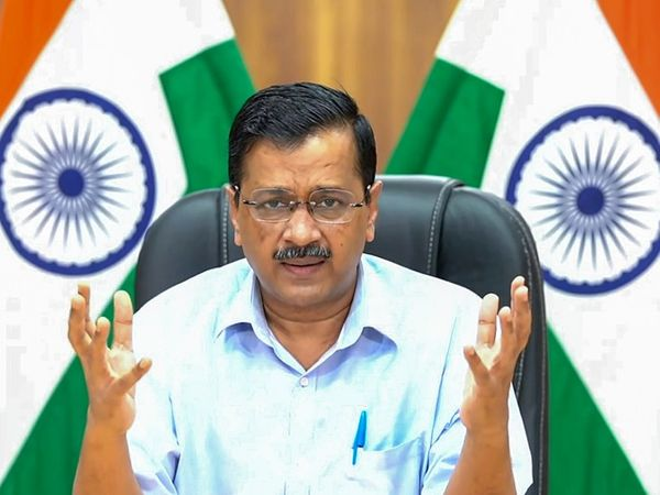 CM केजरीवाल ने कहा कि यदि केंद्र रोज 700 टन से ज्यादा ऑक्सीजन भेजता है तो हम अस्पातलों में बेड बढ़ा सकते हैं। - Dainik Bhaskar