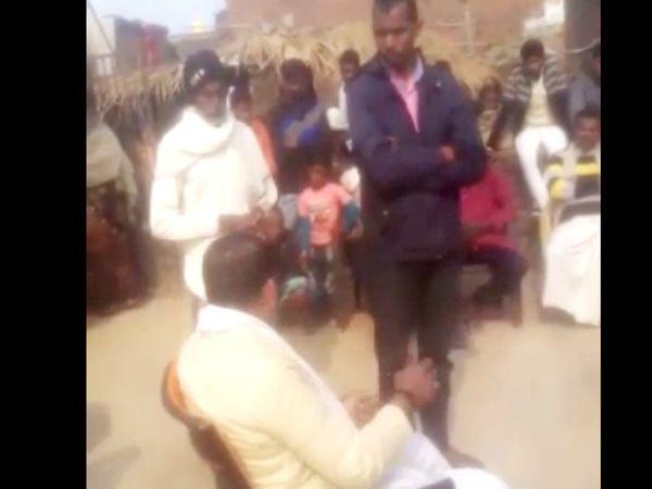 बिहारशरीफ में पंचायत ने बेगुनाह को चोर करार देकर वसूले 3 लाख रुपए। - Dainik Bhaskar