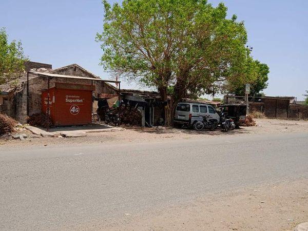 रंधोला गांव की फाइल फोटो।
