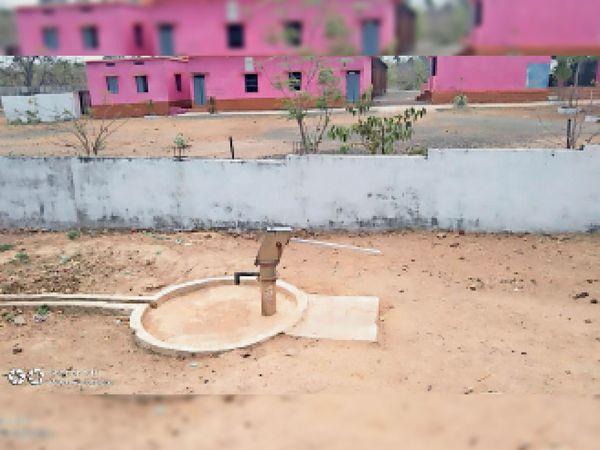जल संकट से ग्रामीणों को निजात दिलाने बनाईं कार्ययोजना, जल्द होगा अमल। - Dainik Bhaskar