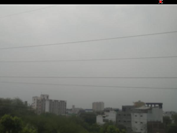 मौसम विभाग ने प्रदेश के कई हिस्सों में बारिश की संभावना जताई है। - Dainik Bhaskar
