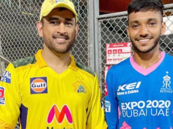 चेतन सकारिया ने IPL के अपने पहले � - Dainik Bhaskar