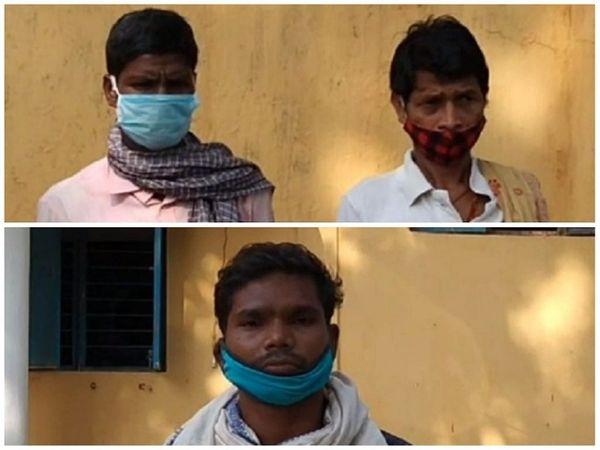 IED ब्लास्ट कर जवानों पर हमला करने वाले 3 नक्सलियों को नारायणपुर पुलिस ने गिरफ्तार किया है।
