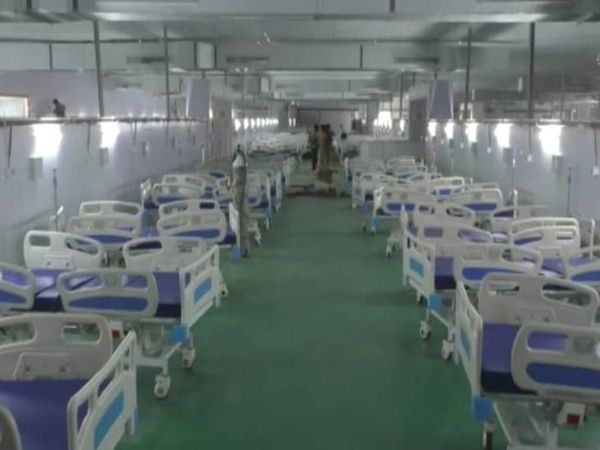वाराणसी में डीआरडीओ ने 750 बेड क� - Dainik Bhaskar