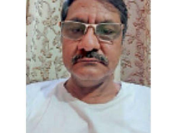 सुरेंद्र सेठी - Dainik Bhaskar