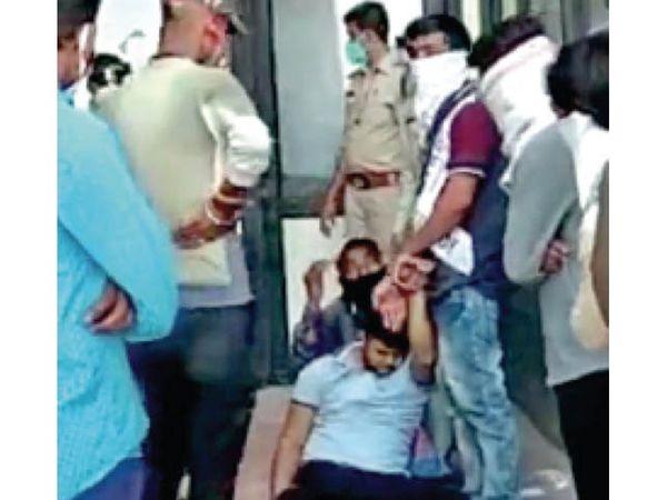 मेडिकल कॉलेज में फिर लापरवाही - Dainik Bhaskar